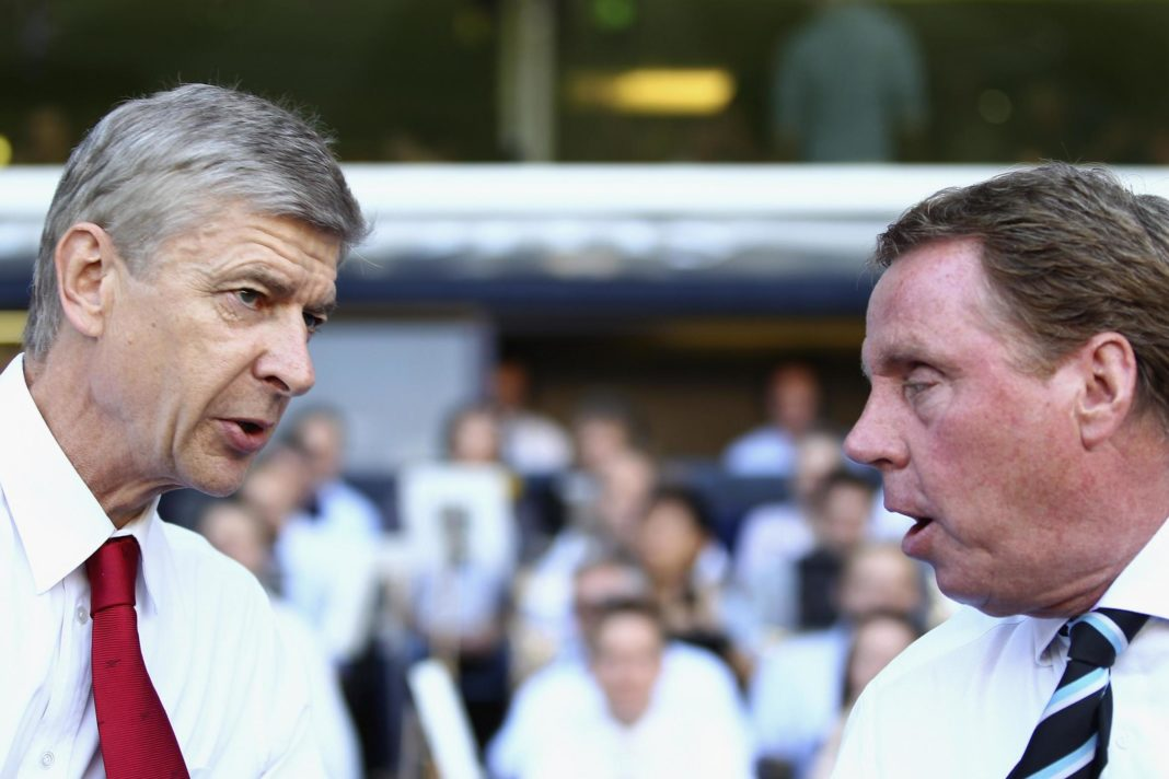 harry-redknapp-'a-better-tactician-than-arsene-wenger',-says-arsenal-great-paul-merson