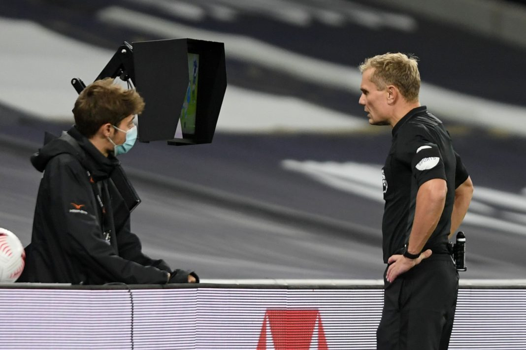 tottenham-boss-jose-mourinho-believes-referee-graham-scott-should-explain-decision-over-brighton-goal