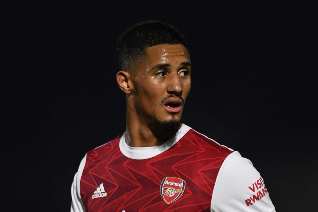 mikel-arteta-'fed-up'-over-william-saliba's-arsenal-situation-with-'transition-year'-still-needed