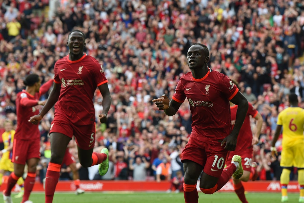liverpool-3-0-crystal-palace:-sadio-mane-scores-100th-goal-for-club-as-reds-go-top-of-premier-league